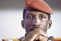 Thomas Sankara, capitaine oublié