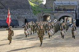 La musique militaire, «un tremplin»