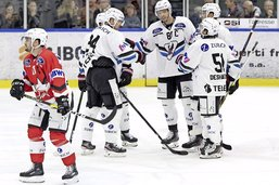 Rapperswil au menu des Dragons