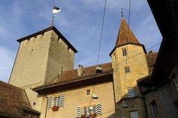 Morat veut repenser et valoriser le périmètre de son château