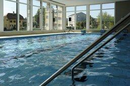 Inauguration des chambres de la piscine de Courtepin