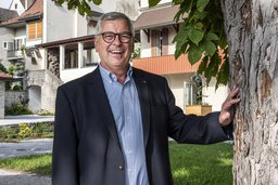Le charismatique Jean-Marc Morand tire sa révérence