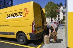 La Poste proposera son service à domicile dans 21 localités