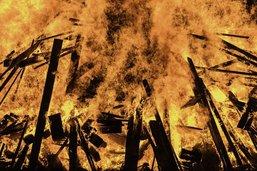Levée de l'interdiction des feux en plein air