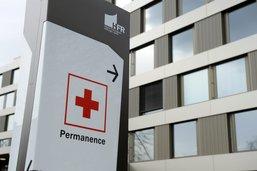 Hôpital de Meyriez: la permanence jusqu'à 20h