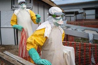 La rougeole tue autant qu'Ebola et le choléra réunis en RDC
