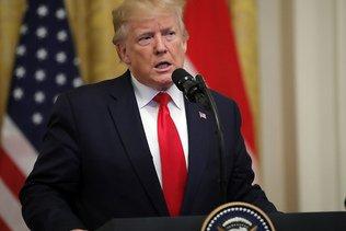 Les Etats-Unis ont abattu un drone iranien, selon Trump