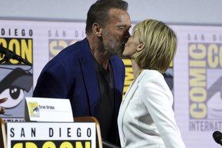 """Accro"" à Terminator, Schwarzenegger ne pouvait refuser une suite"