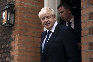 Boris Johnson remporte la course pour le 10 Downing Street