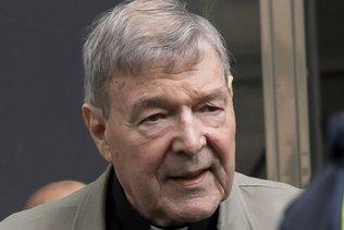 Condamnation du cardinal Pell pour pédophilie confirmée à Melbourne