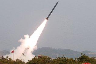 """La Corée du Nord tire de nouveaux """"projectiles non identifiés"""""""