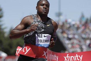 Coleman pense qu'il sera blanchi et participer aux mondiaux de Doha