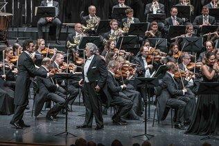 Le ténor Plácido Domingo ovationné au festival de Salzbourg