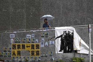 Une élue de Hong Kong demande à Genève une enquête internationale