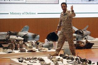 """Pour Ryad, les attaques ont été """"parrainées"""" par l'Iran"""