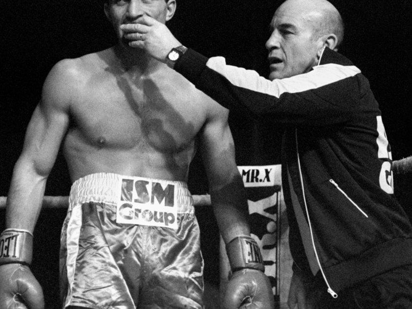 Décès d'Enrico Scacchia, l'un des meilleurs boxeurs suisses