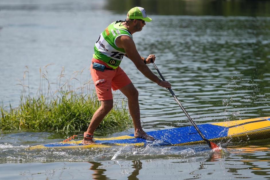 Le Gruyère Paddle Slow-Surf revient pour la 4e fois