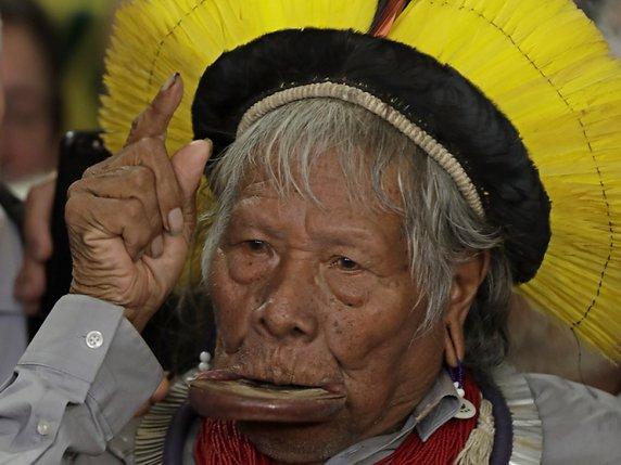Pour Bolsonaro, l'Amazonie n'appartient pas au patrimoine de l'humanité