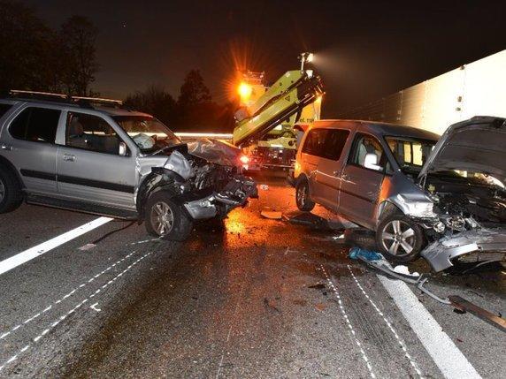 Deux blessés dans un accident de la route à Wangen (ZH) - La Liberté