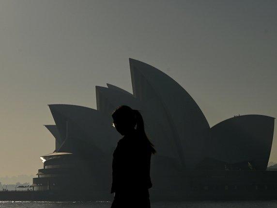 Sydney enveloppée dans un brouillard toxique — Incendies en Australie