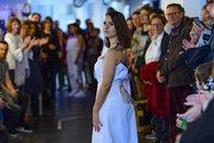 L'Ecole de couture défile à Bluefactory