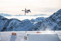 Pas de slopestyle en Autriche