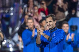 """Roger Federer: """"A 2-2, j'aurais déjà été comblé..."""""""