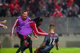 Haris Seferovic offre la victoire à Benfica