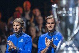 Roger Federer et Rafael Nadal associés pour ouvrir les feux