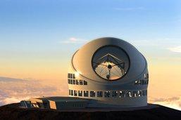 Le TMT, ce télescope qui fait gronder le volcan sacré Maunakea