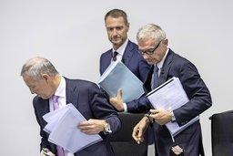 Les coupables de Credit Suisse