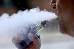 Malades du vapotage: les poumons comme brûlés par des gaz toxiques