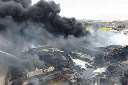 Incendie à Rouen: l'usine Lubrizol va participer à la réparation