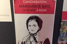 A une semaine de la canonisation de Marguerite Bays