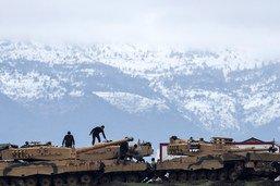 Syrie: les forces américaines se retirent de la frontière turque
