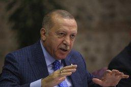 "Ankara ne ""déclarera jamais de cessez-le-feu"" en Syrie (Erdogan)"