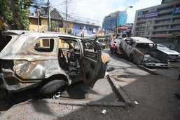 Sept Chiliens morts dans les émeutes depuis des décennies