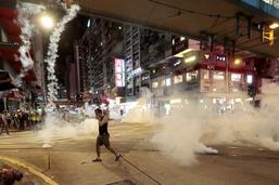 Des milliers de manifestants dans la rue malgré l'interdiction