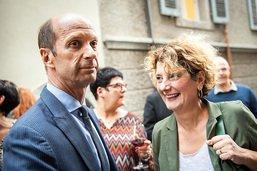 Le ticket PDC toujours en tête pour les Etats en Valais