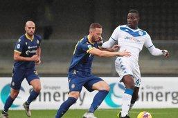 Cris racistes: Balotelli menace de quitter le terrain à Vérone