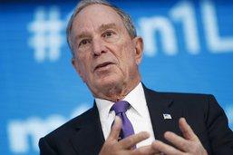 Présidentielle américaine: Bloomberg se rapproche d'une candidature