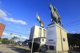 Des unités de police se mutinent contre le président bolivien