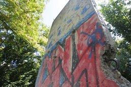 L'Allemagne fête les 30 ans de la chute du Mur