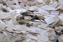 La reconstitution herculéenne des documents détruits par la Stasi