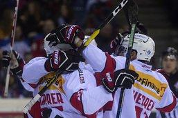 Pius Suter offre la victoire à la Suisse