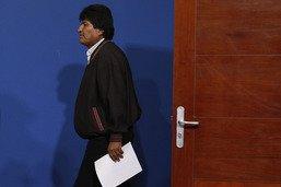 La convocation d'une élection présidentielle annoncée en Bolivie