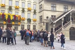 Mobilisation du Service de l'enfance et de la jeunesse à Fribourg