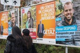 La socialiste Irina Gote en tête à Montreux