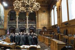 La députation romande au Conseil des Etats atteint la parité
