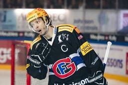 Julien Sprunger rechausse les patins